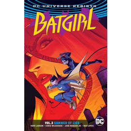 DC Comics BATGIRL TP VOL 3 SUMMER OF LIES