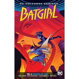 DC Comics BATGIRL TP VOL 3 SUMMER OF LIES