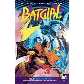 DC Comics BATGIRL TP Vol 2 SON OF PENGUIN