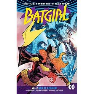 DC Comics BATGIRL TP Vol 2 SON OF PENGUIN