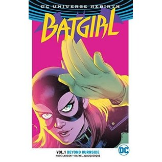 DC Comics Batgirl TP Vol 1 Beyond Burnside