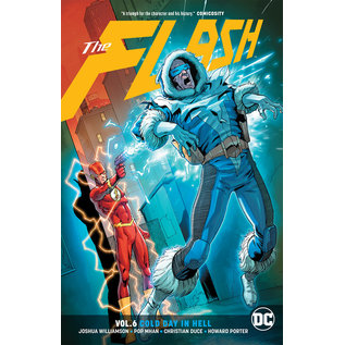 DC Comics FLASH TP VOL 6 COLD DAY IN HELL