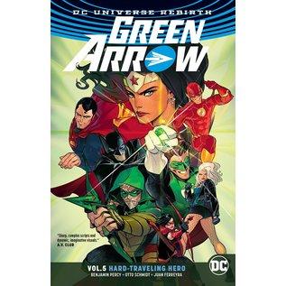 DC Comics Green Arrow TP Vol 5 Hard-Traveling Hero