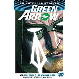 DC Comics Green Arrow TP VOL 1 Life & Death of Oliver Queen