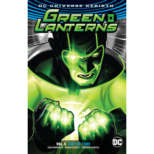 DC Comics GREEN LANTERNS TP VOL 5 OUT OF TIME