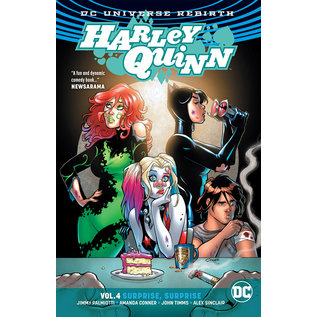 DC Comics HARLEY QUINN TP VOL 4 SURPRISE SURPRISE