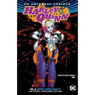 DC Comics Harley Quinn TP Vol 2 Joker Loves Harley