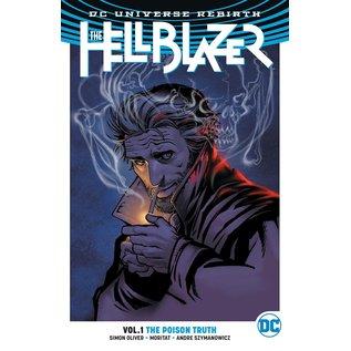 DC Comics Hellblazer TP Vol 1 The Poison Truth