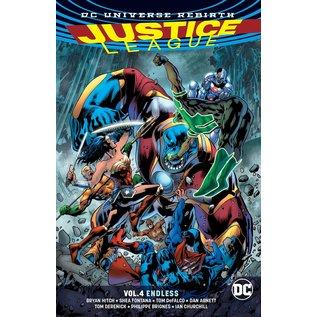 JUSTICE LEAGUE TP Vol 4 Endless