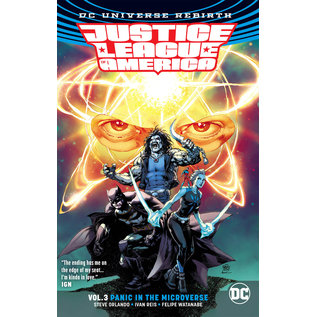 DC Comics JUSTICE LEAGUE OF AMERICA TP VOL 3 Panic in the Microverse