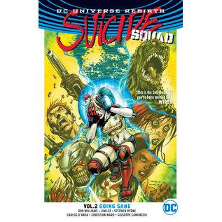 DC Comics Suicide Squad TP Vol 2 Going Sane