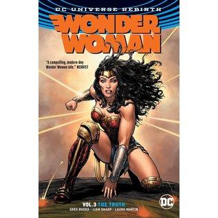 DC Comics Wonder Woman TP Vol 3 The Truth