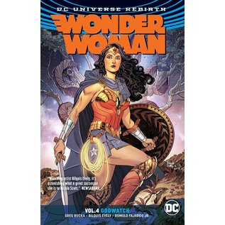 DC Comics Wonder Woman TP Vol 4 Godwatch