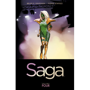 Image Comics SAGA TP VOL 4