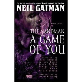 DC Comics SANDMAN HC VOL 5 A GAME OF YOU