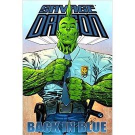 Image Comics Savage Dragon: Back in Blue