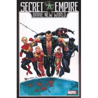 Marvel Comics Secret Empire TP Brave New World