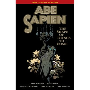 ABE SAPIEN TP VOL 4 THE SHAPE OF THINGS TO COME