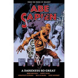 ABE SAPIEN TP vol 6 A DARKNESS SO GREAT