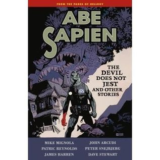 ABE SAPIEN TP VOL 2 THE DEVIL DOES NOT JEST AND OTHER STORIES
