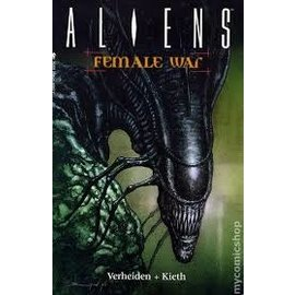 Aliens TP VOL 3 FEMALE WAR
