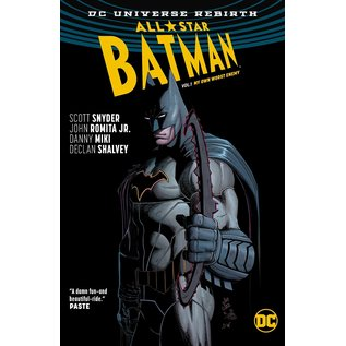DC Comics All Star Batman HC Vol 1 My Own Worst Enemy