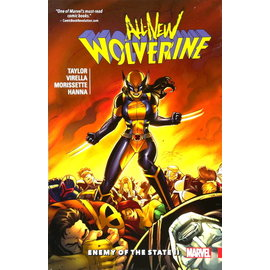 Marvel Comics All New Wolverine TP Vol 3 Enemy of the State II