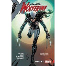 Marvel Comics All New Wolverine TP Vol 4 Immune