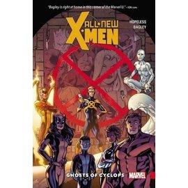 Marvel Comics All New X-Men TP VOL 1 GHOSTS OF CYCLOPS