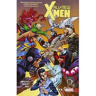 Marvel Comics All New X-Men TP VOL 4 Inevitable