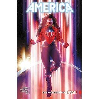 Marvel Comics AMERICA TP VOL 2 FAST AND FUERTONA