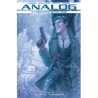 Image Comics ANALOG CYBER DYSTOPIAN NOIR TP VOL 1