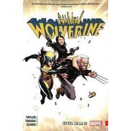 Marvel Comics ALL NEW WOLVERINE TP VOL 2 CIVIL WAR II