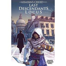Titan Comics Assassins Creed: LAST DESCENDANTS Locus TP