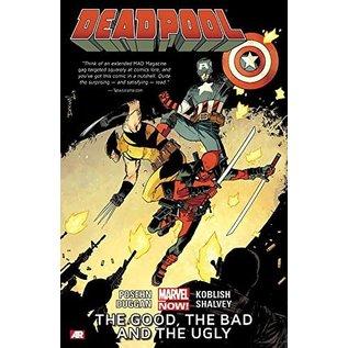 Marvel Comics DEADPOOL TP VOL 3 THE GOOD BAD AND THE UGLY