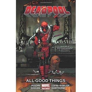 Marvel Comics DEADPOOL TP VOL 8 ALL GOOD THINGS