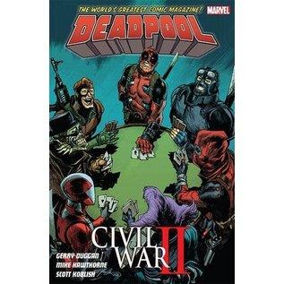Marvel Comics DEADPOOL TP VOL 5 CIVIL WAR II