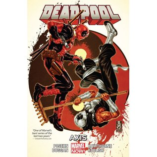 Marvel Comics DEADPOOL TP VOL 7 AXIS