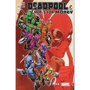 Marvel Comics Deadpool & The Mercs For Money IVX TP Vol 2