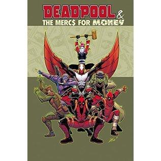 Marvel Comics DEADPOOL & THE MERCS FOR MONEY TP VOL 1 MO' MERCS, MO' MONKEYS