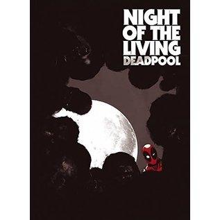 Marvel Comics NIGHT OF LIVING DEADPOOL TP