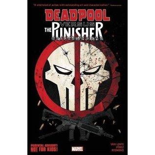 Marvel Comics Deadpool VS Punisher TP
