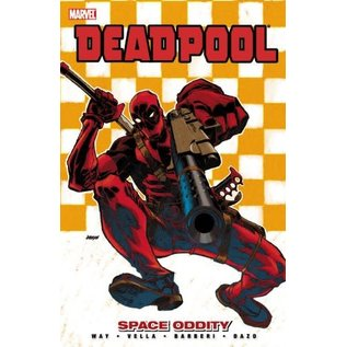 Marvel Comics Deadpool TP VOL 7 SPACE ODDITY