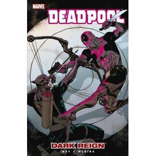 Marvel Comics DEADPOOL TP VOL 2 DARK REIGN