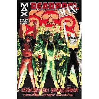 Marvel Comics Deadpool MAX: Involuntary Armageddon TP