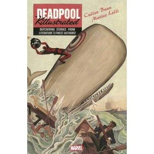 Marvel Comics Deadpool Killustrated TP