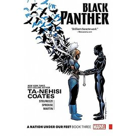 Marvel Comics Black Panther TP VOL 3 A Nation Under Our Feet