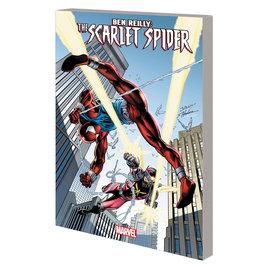 Marvel Comics BEN REILLY SCARLET SPIDER TP VOL 02 DEATHS STING