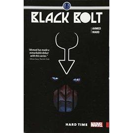 Marvel Comics Black Bolt TP VOL 1 HARD TIME