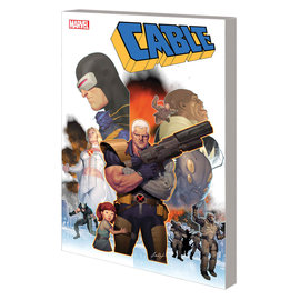 Marvel Comics CABLE VOL TP VOL 1 THE LAST HOPE